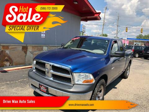 2010 Dodge Ram Pickup 1500 for sale at Drive Max Auto Sales in Warren MI