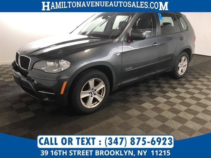 2013 BMW X5 for sale at Hamilton Avenue Auto Sales in Brooklyn NY