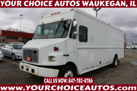 2003 Freightliner MT45 Chassis for sale at Your Choice Autos - Waukegan in Waukegan IL