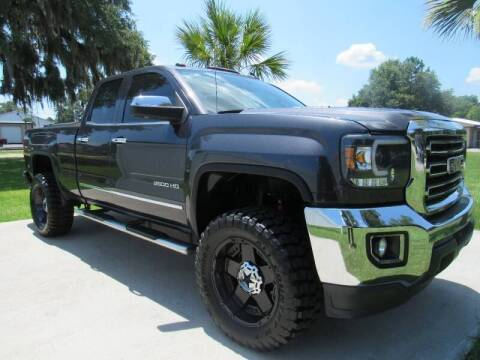 2015 GMC Sierra 2500HD for sale at D & R Auto Brokers in Ridgeland SC