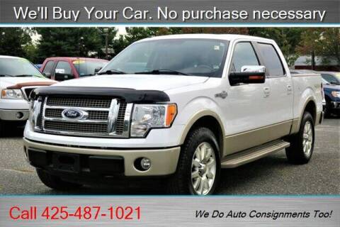 2010 Ford F-150 for sale at Platinum Autos in Woodinville WA