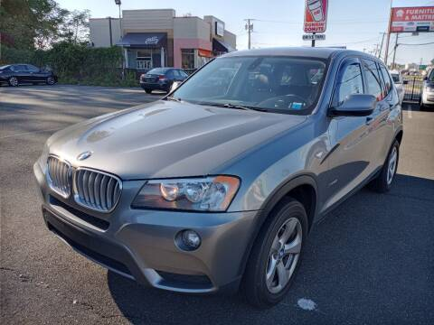 2012 BMW X3 for sale at MAGIC AUTO SALES in Little Ferry NJ