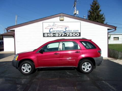2005 Chevrolet Equinox for sale at CARSMART SALES INC in Loves Park IL