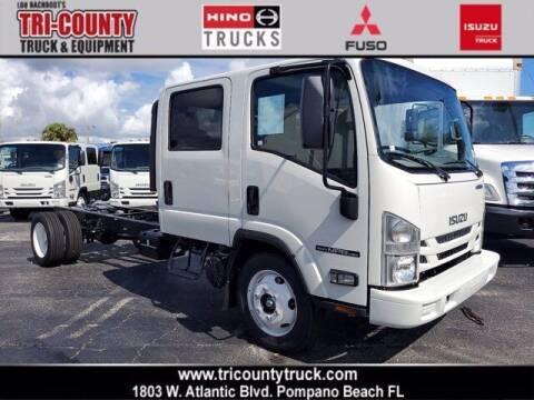 2021 Isuzu ISUZU TRUCK for sale at TRUCKS BY BROOKS in Pompano Beach FL