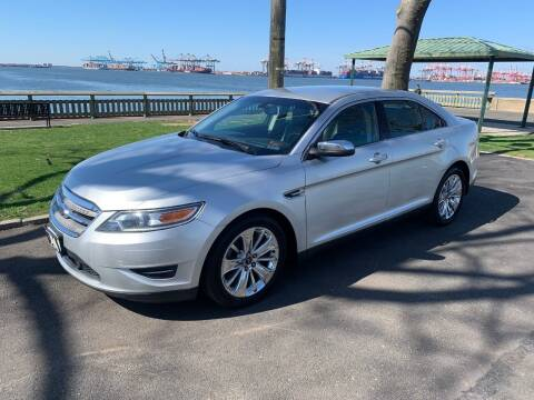 2012 Ford Taurus for sale at Crazy Cars Auto Sale in Jersey City NJ