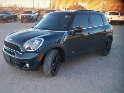 2014 MINI Countryman for sale at Samcar Inc. in Albuquerque NM