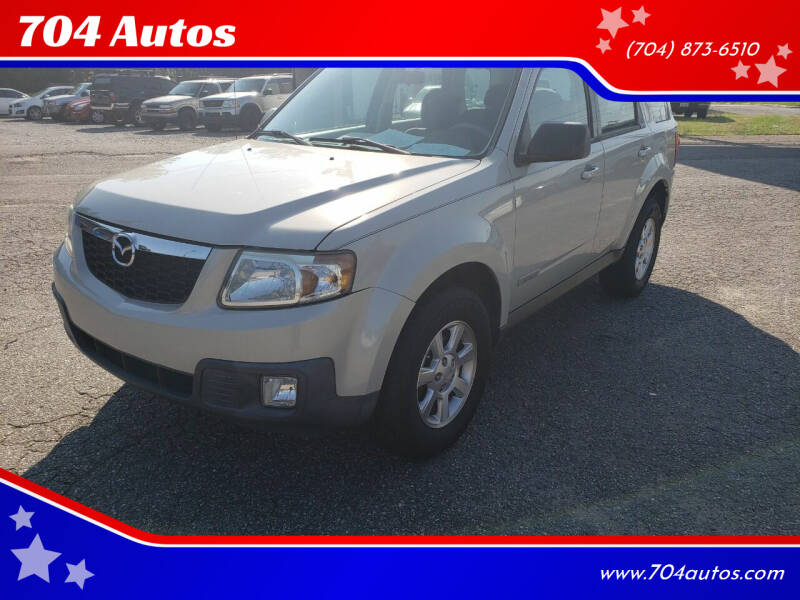2008 Mazda Tribute for sale at 704 Autos in Statesville NC