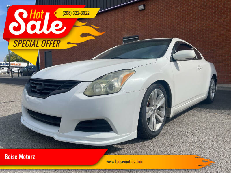2013 Nissan Altima for sale at Boise Motorz in Boise ID