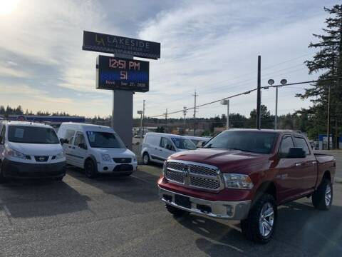 2014 RAM Ram Pickup 1500 for sale at Lakeside Auto in Lynnwood WA