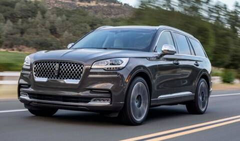 2021 Lincoln Aviator for sale at Diamante Leasing in Brooklyn NY