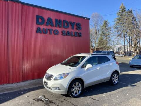 2013 Buick Encore for sale at Dandy's Auto Sales in Forest Lake MN