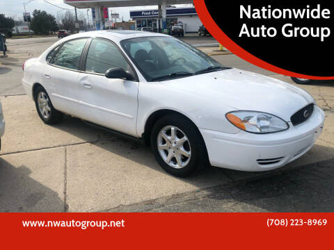 2006 Ford Taurus for sale at Nationwide Auto Group in Melrose Park IL