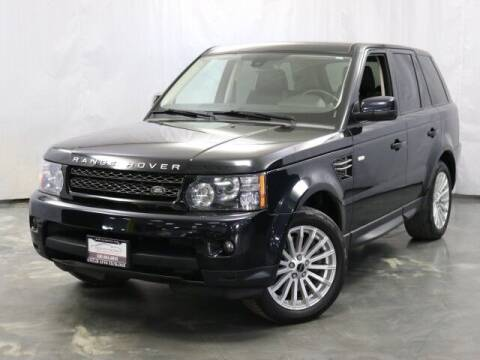 2012 Land Rover Range Rover Sport for sale at United Auto Exchange in Addison IL