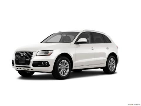 2013 Audi Q5 for sale at SULLIVAN MOTOR COMPANY INC. in Mesa AZ