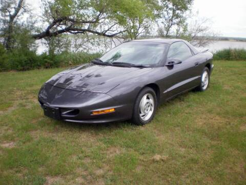 1993 Pontiac Firebird for sale at Maverick Enterprises in Pollock SD