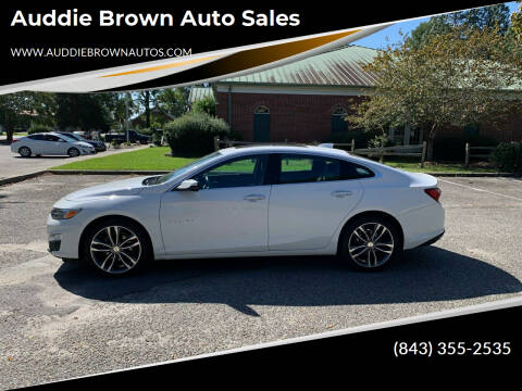 2020 Chevrolet Malibu for sale at Auddie Brown Auto Sales in Kingstree SC