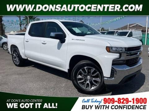 2020 Chevrolet Silverado 1500 for sale at Dons Auto Center in Fontana CA