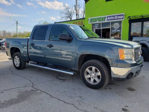 2012 GMC Sierra 1500 for sale at Empire Auto Group in Indianapolis IN