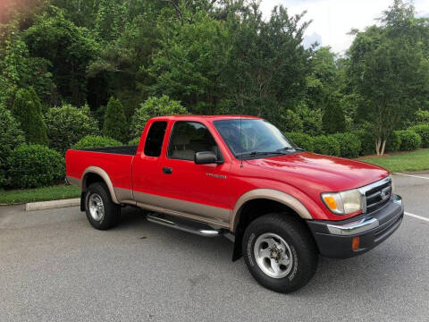 1999 Toyota Tacoma for sale at ALL ACCESS AUTO in Murray UT
