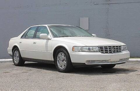1999 Cadillac Seville for sale at No 1 Auto Sales in Hollywood FL