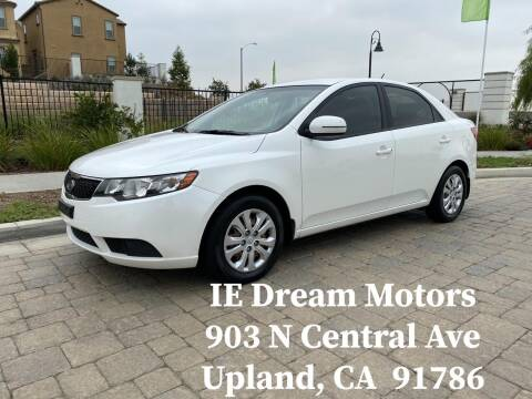 2013 Kia Forte for sale at IE Dream Motors-Upland in Upland CA