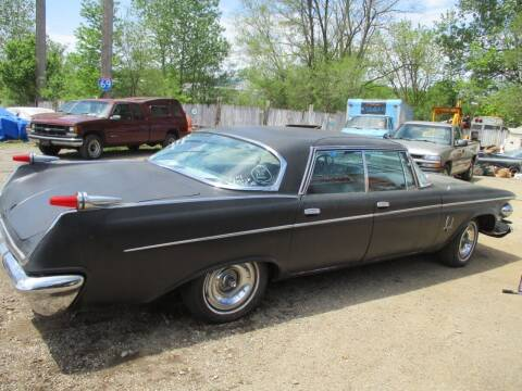 1962 Chrysler Imperial for sale at Marshall Motors Classics in Jackson MI