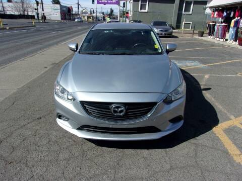 2016 Mazda MAZDA6 for sale at Mike's Auto Sales in Yakima WA