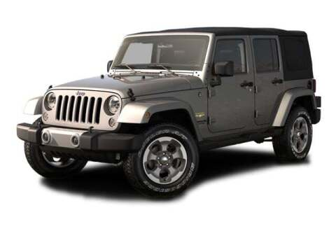 2015 Jeep Wrangler Unlimited for sale at Carros Usados Fresno in Fresno CA