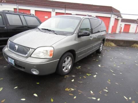 2004 Mercury Monterey for sale at ARISTA CAR COMPANY LLC in Portland OR