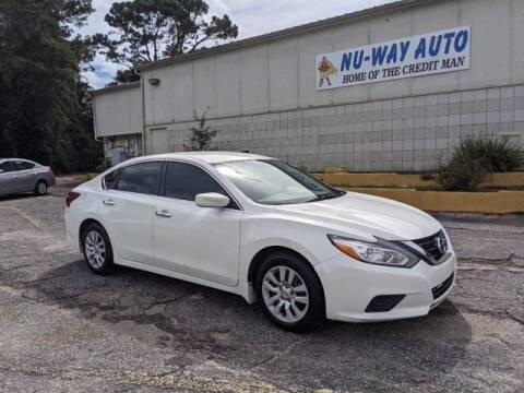2018 Nissan Altima for sale at Nu-Way Auto Ocean Springs in Ocean Springs MS