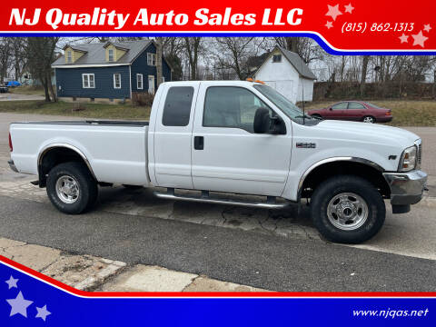 2001 Ford F-250 Super Duty for sale at NJ Quality Auto Sales LLC in Richmond IL