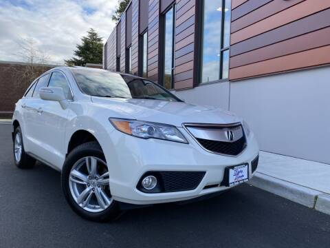 2013 Acura RDX for sale at DAILY DEALS AUTO SALES in Seattle WA