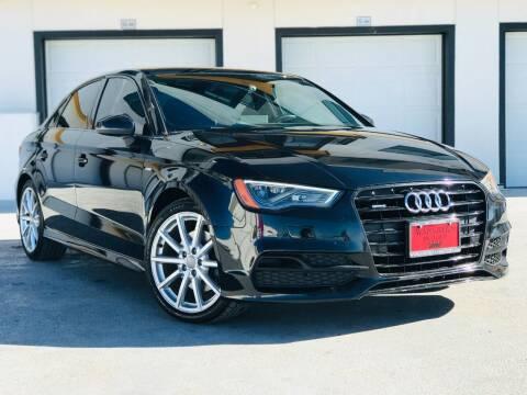 2015 Audi A3 for sale at Avanesyan Motors in Orem UT