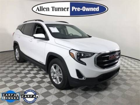 2018 GMC Terrain for sale at Allen Turner Hyundai in Pensacola FL