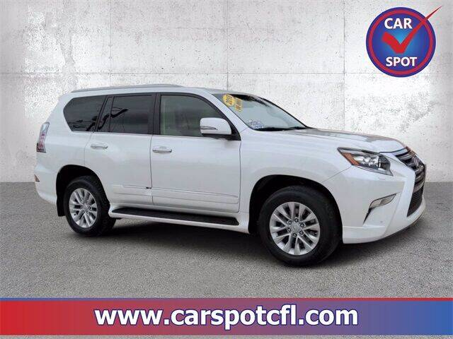 2018 Lexus GX 460 for sale at Car Spot Of Central Florida in Melbourne FL