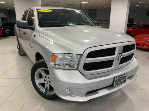 2016 RAM Ram Pickup 1500 for sale at Auto Mall of Springfield in Springfield IL