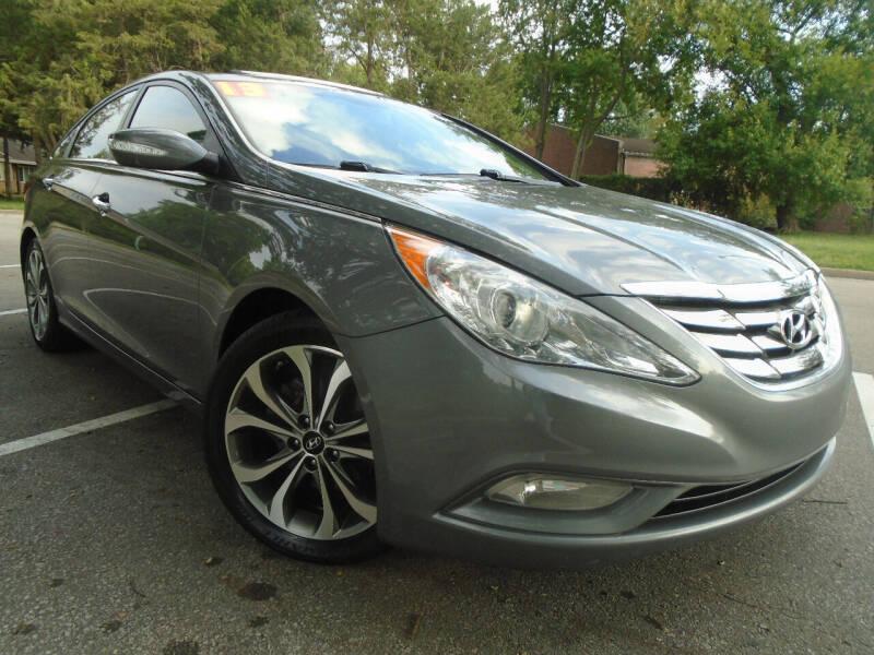 2013 Hyundai Sonata for sale at Sunshine Auto Sales in Kansas City MO