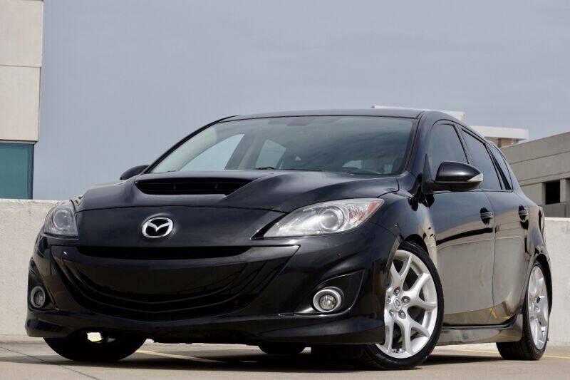 2011 Mazda MAZDASPEED3 for sale at JD MOTORS in Austin TX