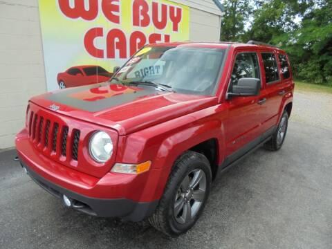 2017 Jeep Patriot for sale at Right Price Auto Sales in Murfreesboro TN