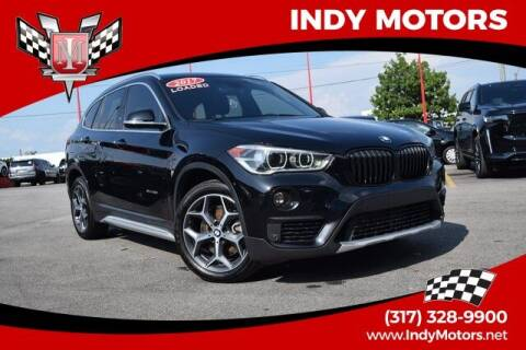2017 BMW X1 for sale at Indy Motors Inc in Indianapolis IN