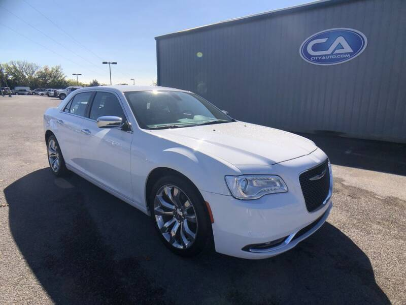 2019 Chrysler 300 for sale at ADKINS CITY AUTO in Murfreesboro TN