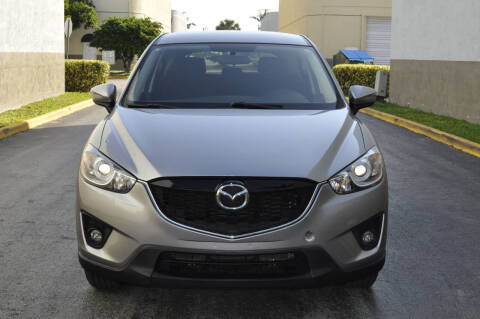2015 Mazda CX-5 for sale at INTERNATIONAL AUTO BROKERS INC in Hollywood FL