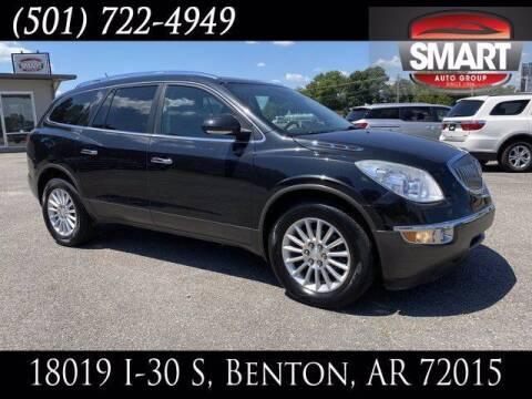 2012 Buick Enclave for sale at Smart Auto Sales of Benton in Benton AR