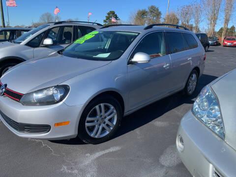 2014 Volkswagen Jetta for sale at Doug White's Auto Wholesale Mart in Newton NC