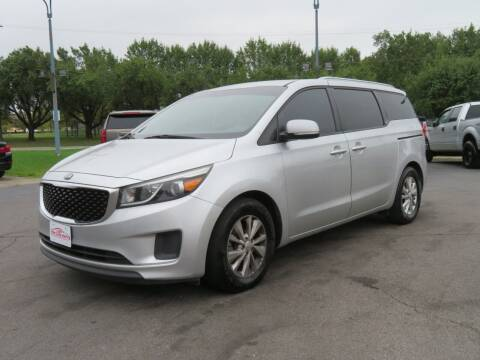 2016 Kia Sedona for sale at Low Cost Cars North in Whitehall OH