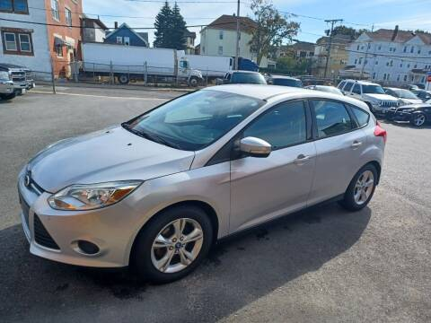 2013 Ford Focus for sale at A J Auto Sales in Fall River MA