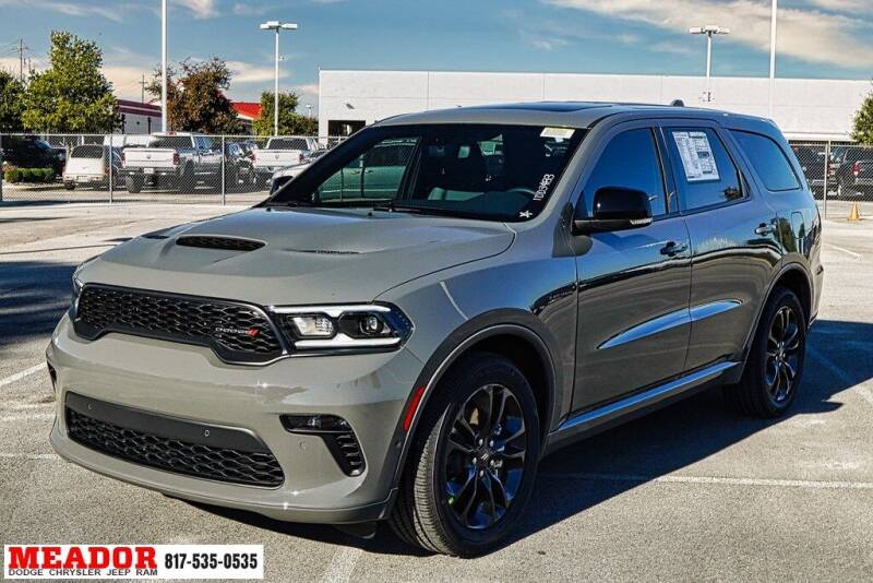 2021 Dodge Durango for sale in Fort Worth, TX