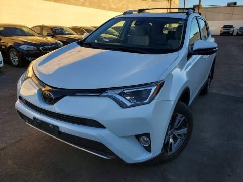 2017 Toyota RAV4 for sale at Auto Center Of Las Vegas in Las Vegas NV