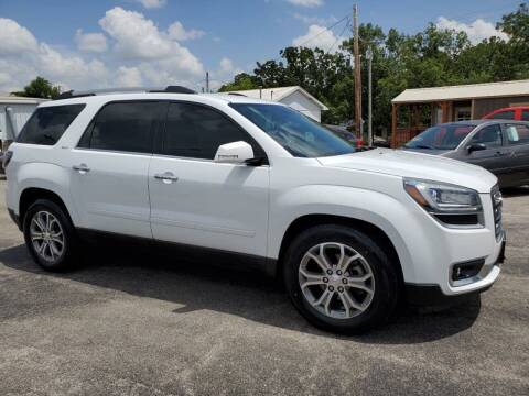 2016 GMC Acadia for sale at Aaron's Auto Sales in Poplar Bluff MO