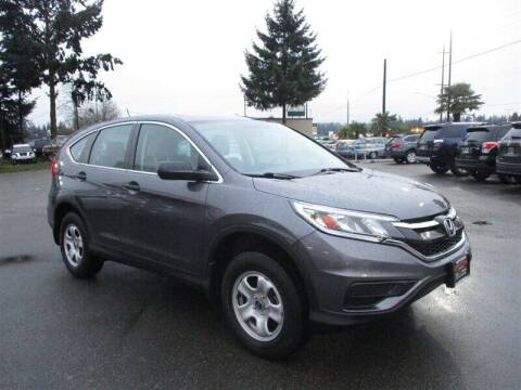 2016 Honda CR-V for sale at MELILLO MOTORS INC in North Haven CT